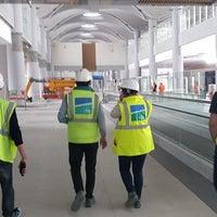 Photo taken at İGA İstanbul Yeni Havalimanı İnşaatı by Muhammed A. on 4/28/2018