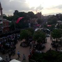 Photo taken at Pazar Cami by Yusuf C. on 9/8/2015