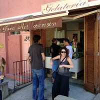 Photo taken at Gelateria Neri by Jerome G. on 6/30/2013