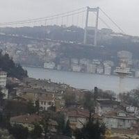 Photo taken at Kanlıca Meydanı by Hasan K. on 2/25/2014