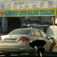 Das Foto wurde bei Alibeyköy Spor Tesisleri von Ufuk K. am 12/14/2015 aufgenommen