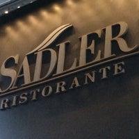 Photo taken at Sadler by Stefano C. on 9/12/2016