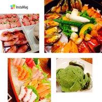 Photo taken at Sukishi Buffet by BëwTy S. on 7/9/2014