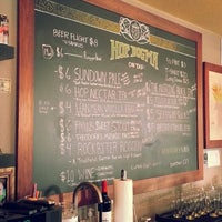 Photo taken at Hop Dogma Brewing Co. by Matahi R. on 2/24/2014