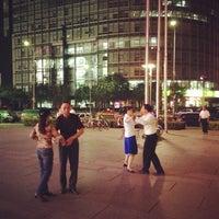 Photo taken at 西单华威商城 Xidan Huawei Shopping Center by gloria C. on 9/22/2013