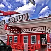 Photo taken at Ragin Cajun by Megan H. on 7/22/2013