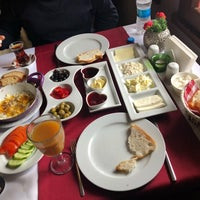 Photo taken at Agva INN butique Hotel by İrem D. on 2/16/2018