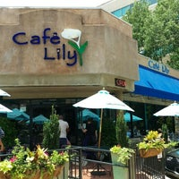 Photo taken at Cafe Lily by Jessica F. on 6/19/2016