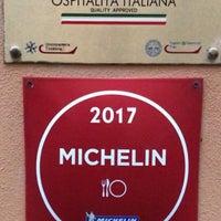 Photo taken at Osteria dei Cavalieri by Gabi B. on 11/6/2017