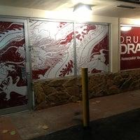 Photo taken at Drunken Dragon by Burton W. on 3/19/2014