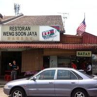 Photo taken at Restoran Weng Soon Jaya by Alina C. on 10/2/2013