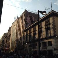 Photo taken at Francisco I madero 6 by José Ignacio G. on 3/8/2015