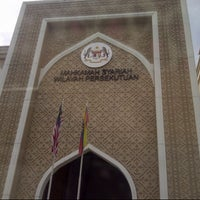 Photo taken at Mahkamah Syariah WP Kuala Lumpur by erin n. on 1/7/2013