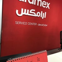 Photo taken at Aramex Shop&Ship by Mohamed A. on 10/19/2017