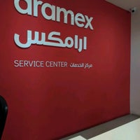 Photo taken at Aramex Shop&Ship by Mohamed A. on 3/16/2017