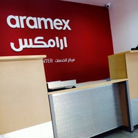 Photo taken at Aramex Shop&Ship by Mohamed A. on 9/24/2013
