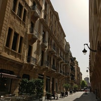 Photo taken at Beirut Central District by Mohamed A. on 4/22/2017