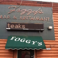 Photo taken at Foggy's Steakhouse by Ray B. on 9/16/2015