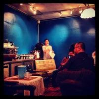 Photo taken at Libero Coffee & Bar by Shawn K. on 1/26/2013