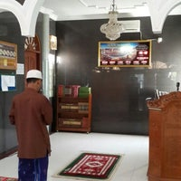 Photo taken at Masjid Al Muhajirin PCI Blok B by YDwi M. on 5/1/2014