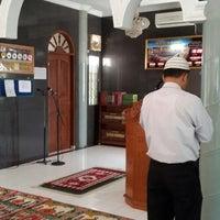 Photo taken at Masjid Al Muhajirin PCI Blok B by YDwi M. on 5/13/2014