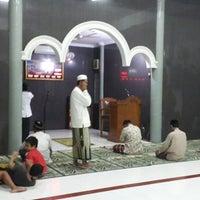 Photo taken at Masjid Al Muhajirin PCI Blok B by YDwi M. on 2/5/2014