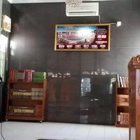 Photo taken at Masjid Al Muhajirin PCI Blok B by YDwi M. on 4/17/2014
