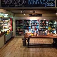 Photo taken at Market 22 by Jason K. on 11/28/2013