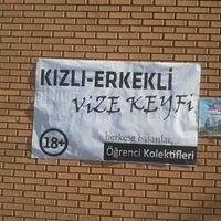 Photo taken at Eğitim Fakültesi by Mehmet Ç. on 11/11/2013