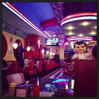 Photo taken at Beverly Hills Diner by Sky on 11/5/2013