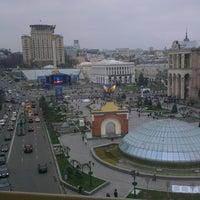 Снимок сделан в Готель Козацький / Kozatskiy Hotel пользователем Dashen'ka P. 11/6/2013
