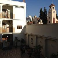 Photo prise au ICDA - Escuela de Negocios de la UCC par Franc C. le10/26/2012