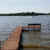 Photo taken at Pistakee Lake by Jon C. on 5/25/2014