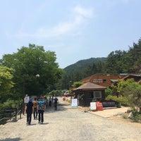 Photo taken at 수통골 by Taesik K. on 6/7/2015