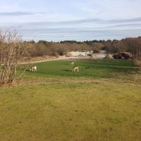 Photo taken at Noordwijkse Golfclub by Jelle O. on 2/23/2014