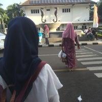 Photo taken at Kantor Pusat PT Pertamina (Persero) by wahyu n. on 4/24/2016