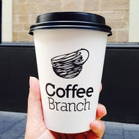 Photo taken at Coffee Branch by Amir A. on 5/10/2014