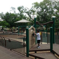 Photo taken at Can-Do Playground by Eileen F. on 8/20/2013