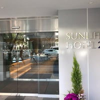 Photo taken at Sunlife Hotel 2.3 by たな on 3/4/2017