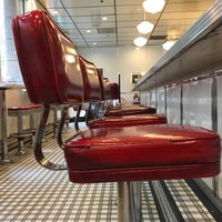 Photo taken at Johnny Rockets by Alex P. on 4/17/2017