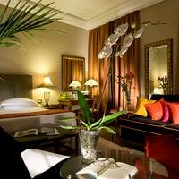 10/17/2013 tarihinde Hotel Dei Melliniziyaretçi tarafından Hotel Dei Mellini'de çekilen fotoğraf
