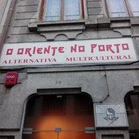 Photo taken at Oriente no Porto by Carlos C. on 1/20/2015