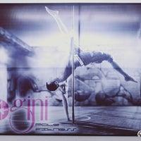 Photo taken at Yogini Pole Fitness by Joseph R. on 9/11/2014