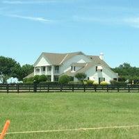 Photo taken at Southfork Ranch by Brandi B. on 6/29/2013
