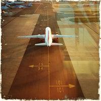 Photo taken at London Gatwick Airport (LGW) by Felix K. on 2/7/2013