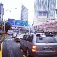Photo taken at Jalan Tun Razak by Ahmad Fitri A. on 11/30/2012