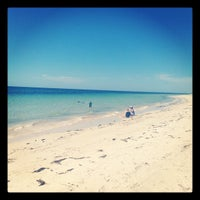 Photo taken at Forrest Beach by Nicola C. on 12/27/2012