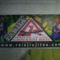 Photo taken at Academia Giovanni Reis Jiu-jitsu by Mauricio S. on 3/11/2014