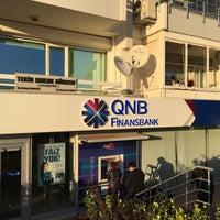 Photo taken at QNB Finansbank by Recep E. on 12/19/2016