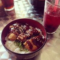 Photo taken at Uma Uma Japanese Kitchen by Claudia A. on 3/29/2015